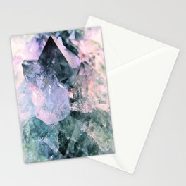Crystal Dream Stationery Cards