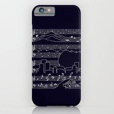 The Moonlight Sonata iPhone 6 Slim Case