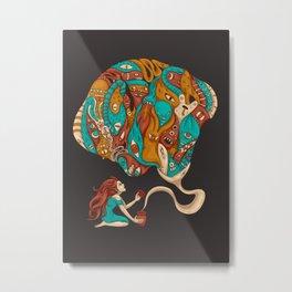 Pandora's Box Metal Print