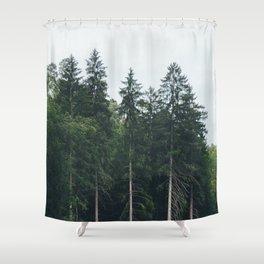 Combien de temps pour t'oublier? IV Shower Curtain