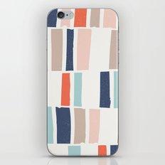 Stacking Blocks iPhone & iPod Skin