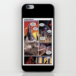Cathair Apocalypse 01-11 iPhone Skin