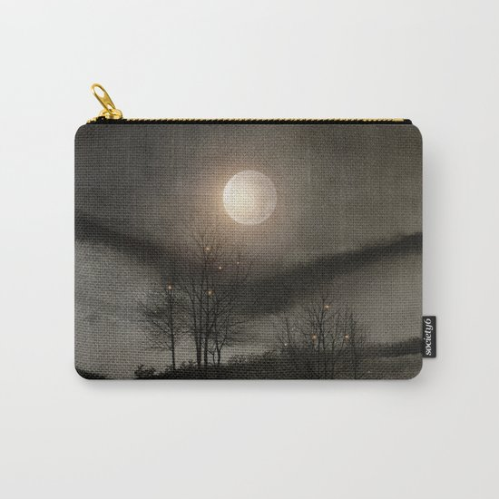 Calling The Moon II Carry-All Pouch
