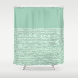 Riverside - Hemlock Shower Curtain