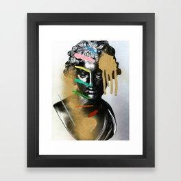 Composition 527 Framed Art Print