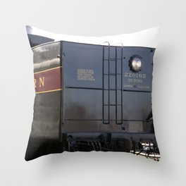 Strasburg Railroad Series 2 Throw Pillow