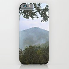 Foggy Mountain Top Slim Case iPhone 6s