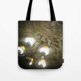 Ceiling of the Grenadier Tote Bag