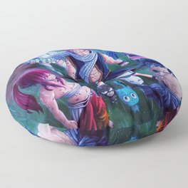 Fairy Tail Floor Pillow