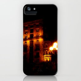 Night Crest 4 iPhone Case