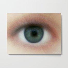 Eye of humanity Metal Print