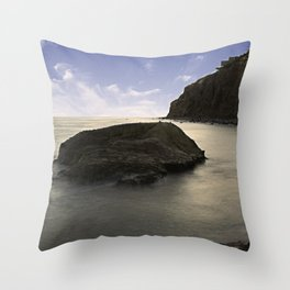 Dana Mist Throw Pillow