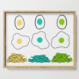 Eggs Serving Tray