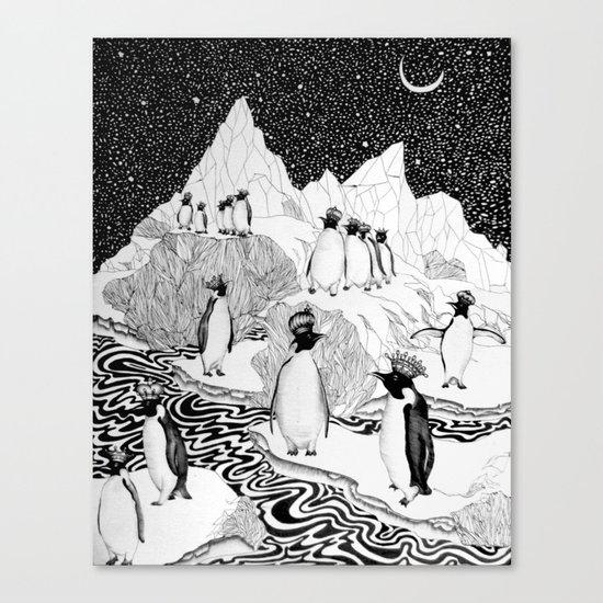 Too Many Kings Canvas Print