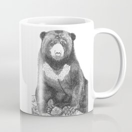 Malayan Sun Bear (Beruang Madu) Coffee Mug