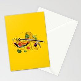 Kill Fruit Stationery Cards