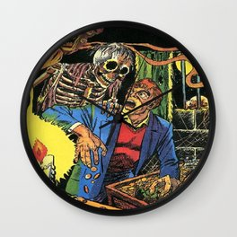 Horror in the Dark - the Pre-Code Collection Wall Clock