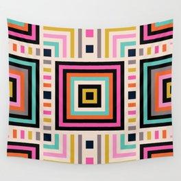 Sqewl2 Wall Tapestry