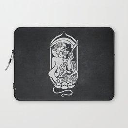 Death Tarot Laptop Sleeve