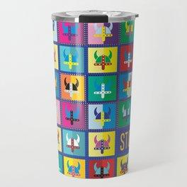 viking stockholm Travel Mug