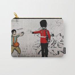 Street Art London Urban Wall Graffiti Artist Prolifik Carry-All Pouch