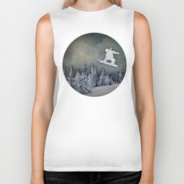 The Snowboarder Biker Tank