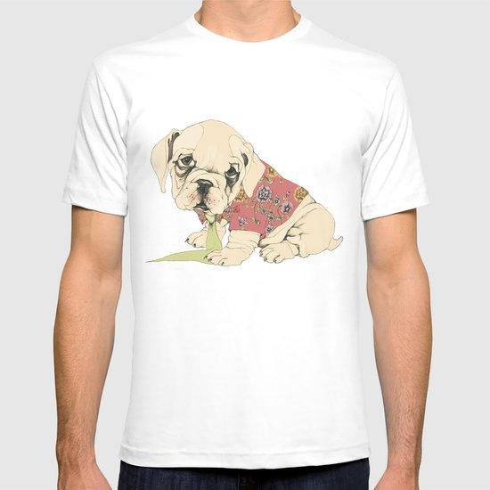 he would never do it, 2 T-shirt