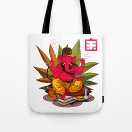 Foreign Soil Tote Bag