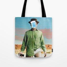 Les Cristaux de l'Homme Tote Bag