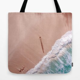 Morning sea Tote Bag