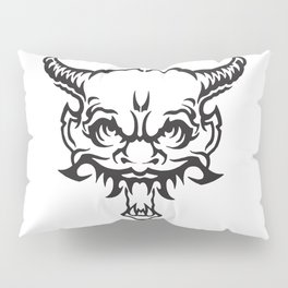 Demon Devil Pillow Sham