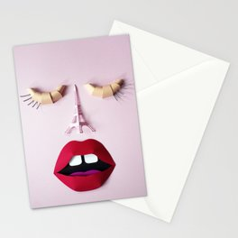 VANESSA PARADIS Stationery Cards