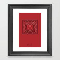 Prologue  Framed Art Print