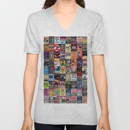 The Wall Concert Posters Unisex V-Neck