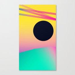 C0l0urs Canvas Print
