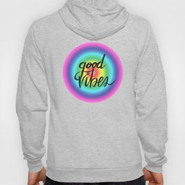 Good Vibes - Rainbow Pride Hoody