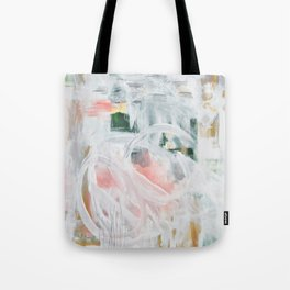 Emerging Abstact Tote Bag