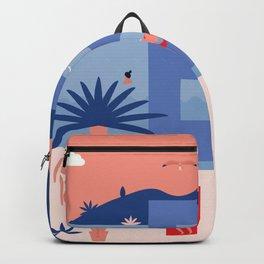 Letter B Backpack