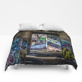 Graffiti Playground Comforters