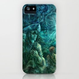 Keeper of your heart iPhone Case