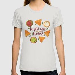 Mexico - For The Nachos - Chili - light T-shirt