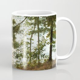 450 - Boat at the Cottage Coffee Mug