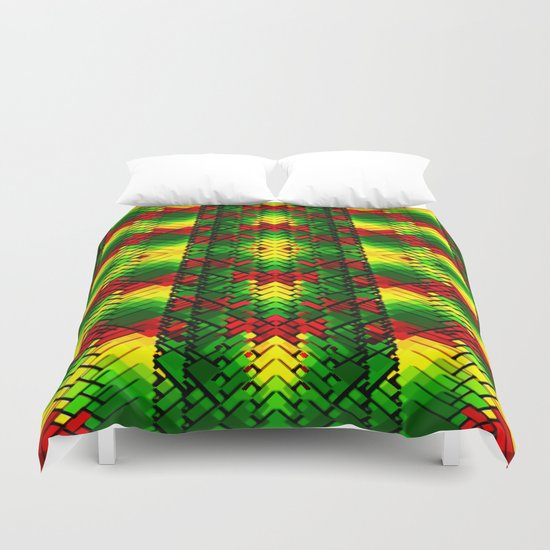 JAMROCK Duvet Cover