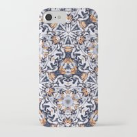 cigarettes iPhone & iPod Cases featuring cigarettes pattern by Sushibird