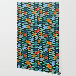 Colorful fish Wallpaper