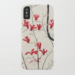 Magnolia Tree by Kobayashi Kokei,1919 iPhone Case