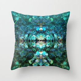 The Journey Of The Soul Throw Pillow
