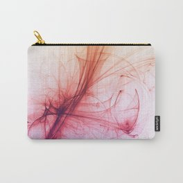 Flames of love fractal art Carry-All Pouch