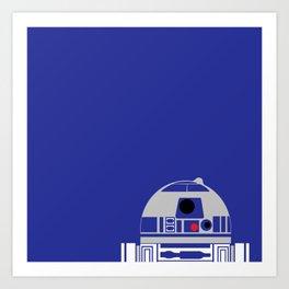 Artoo R2-D2 Art Print
