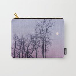 Winter comes to Sandbanks Carry-All Pouch